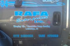 RAFA-Truck